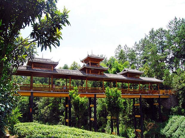 怀化侗族风雨桥