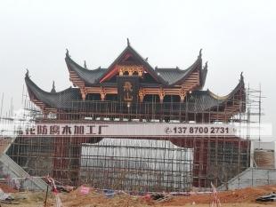 靖州大门沐花工程承建