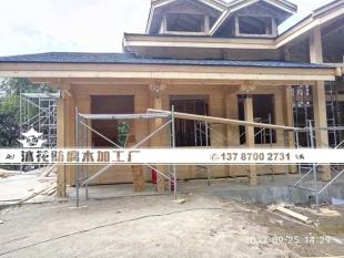 靖州飞山木屋建造