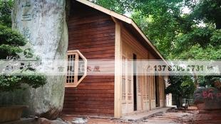 湖南度假休闲木屋