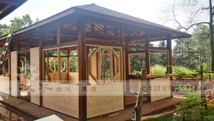 湖南私人会所60平内空木屋
