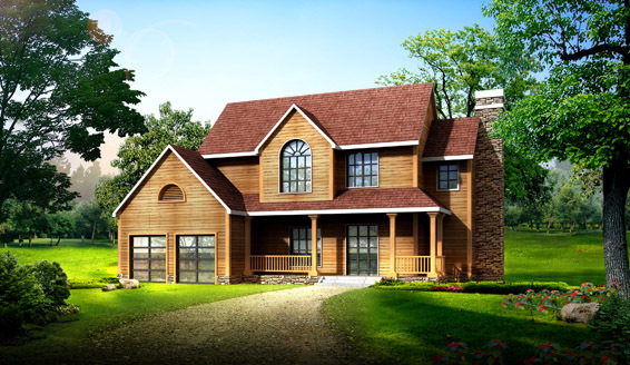 湖南轻型木屋建造
