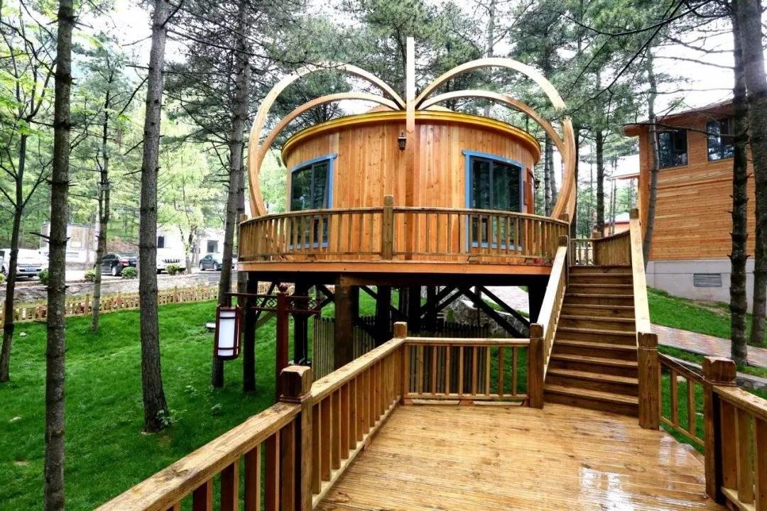 加拿大轻型木屋